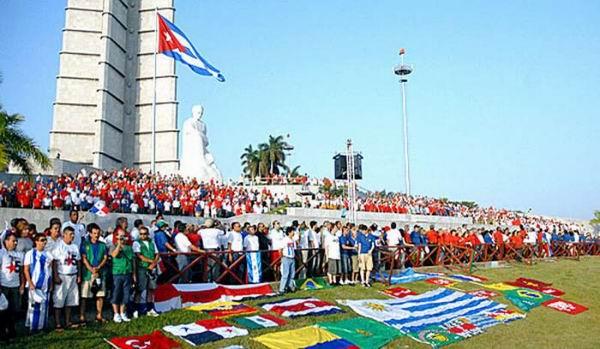 Representantes de 68 países compartirán el 1ro. de Mayo en La Habana