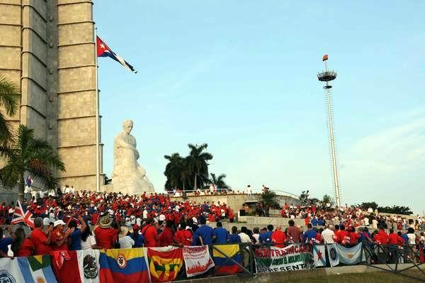 Sesionará en La Habana encuentro de dirigentes sindicales. Foto de archivo