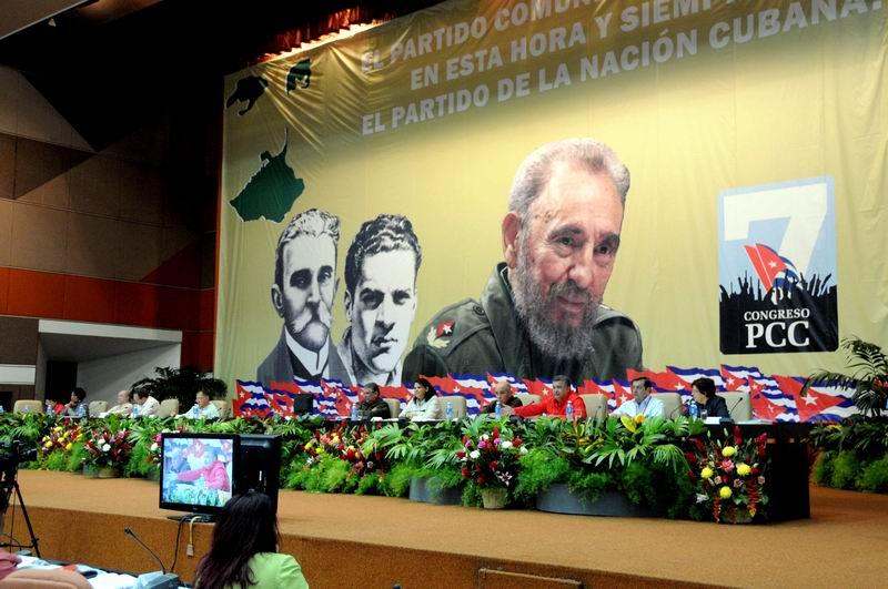 VII Congreso del PCC elegirá este lunes a su Comité Central. Foto: Omara García