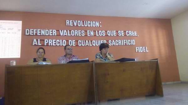 Evalúan labor cederista en La Habana
