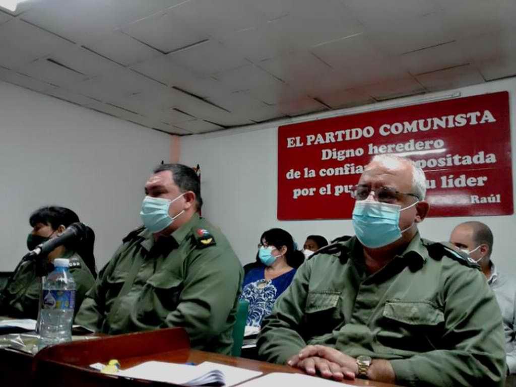Sesionó Pleno del Comité Provincial del Partido en Cienfuegos (+Audio)