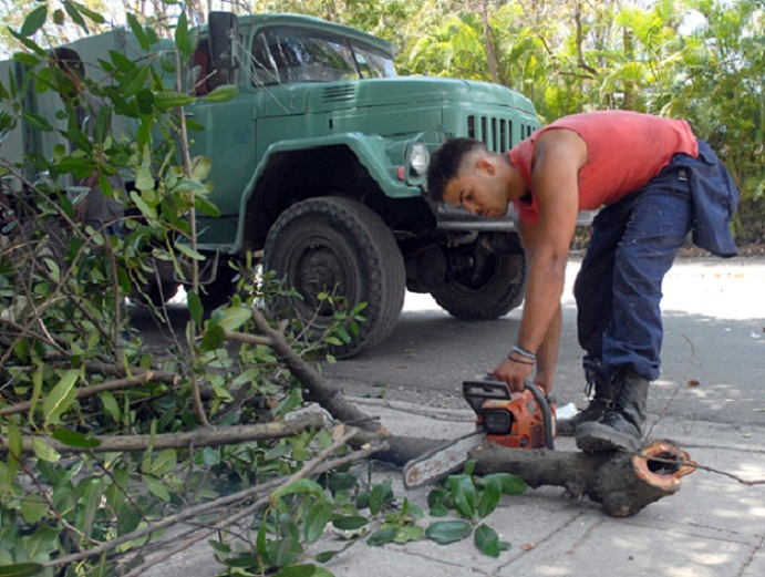 En Cuba, protección segura ante inminencia de fenómenos meteorológicos (+Audio)