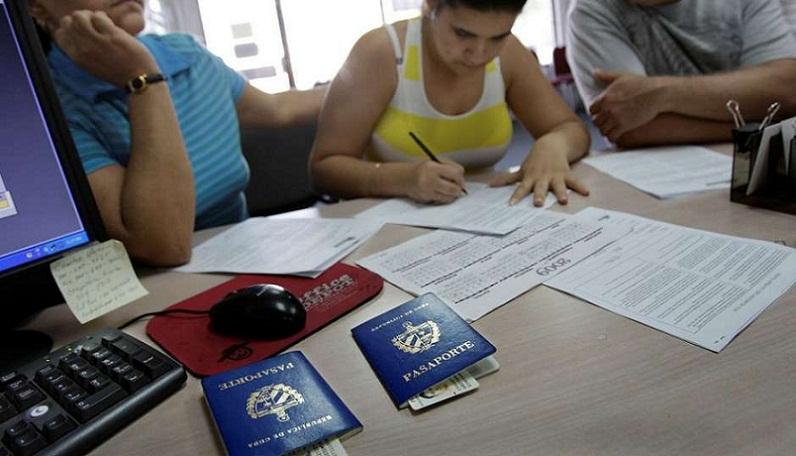 Estados Unidos elimina plan migratorio con Cuba
