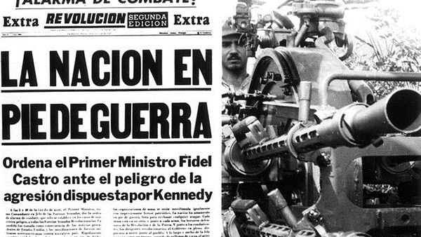 1962: La nación cubana en pie de guerra