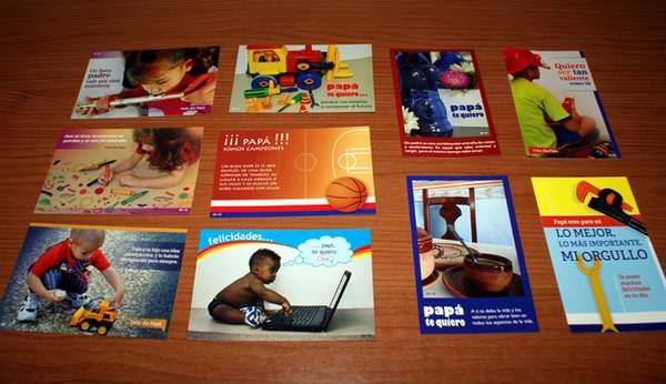 Comercializan almanaques de 2018 y tarjetas de felicitación a los educadores