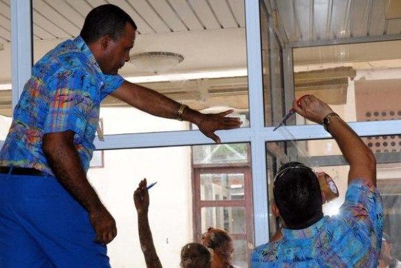 Alerta Santiago de Cuba ante avance del huracán Matthew (+Video)