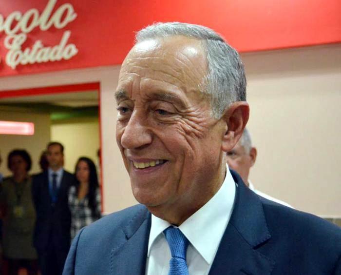 Realiza visita oficial a Cuba presidente de Portugal, Marcelo Rebelo de Sousa. Foto: Yander Zamora
