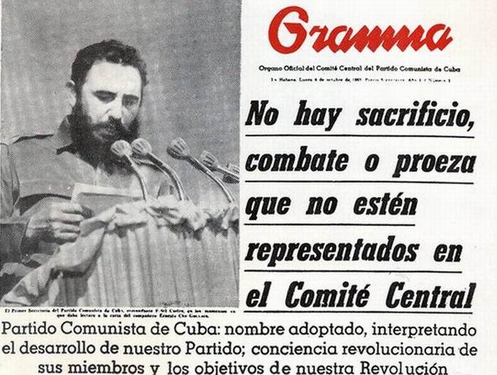 La carta que conmovió a toda Cuba