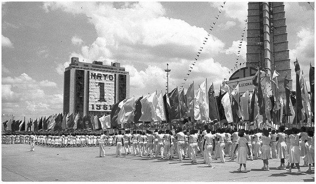 Primero de Mayo Cuba