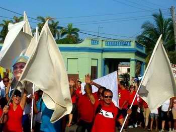 Reafirma Primero de Mayo que el socialismo en Cuba es irreversible