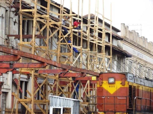 Renace el ferrocarril en Camagüey