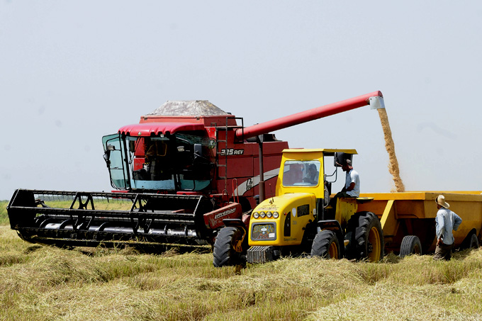 Firman Cuba y Japón acuerdo de donación para adquirir equipamiento agrícola
