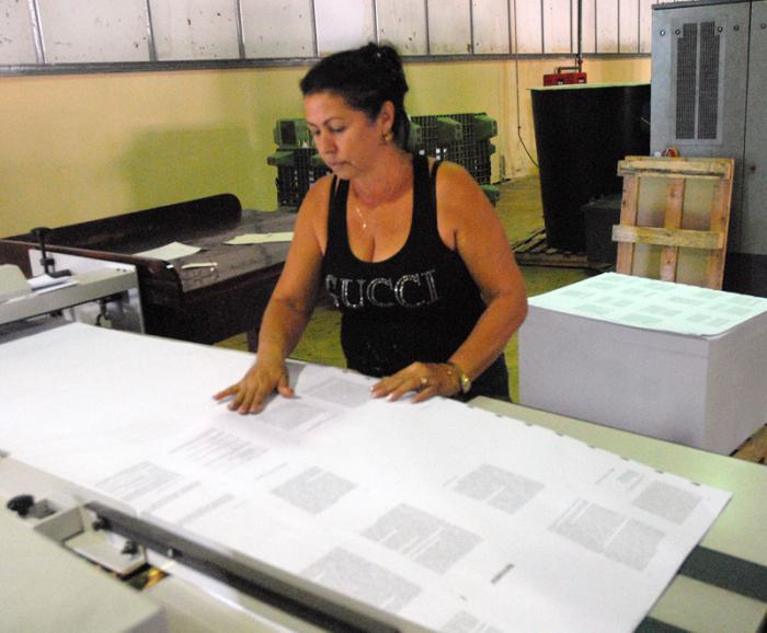 La producción editorial en Cuba (+Audio)