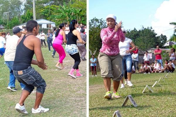 Proyecto comunitario Abriendo puertas en Corralillo. Foto: Iván Morales