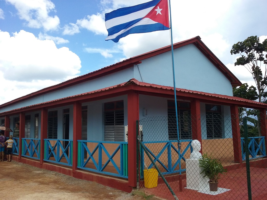 Pueblo Nuevo de Pinares, Ahora sí. Foto: Aroldo García