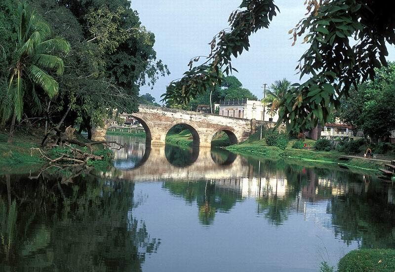 Se realizó la inversión del sistema lagunar de la ciudad de Trinidad y otras acciones para proteger sus aguas..