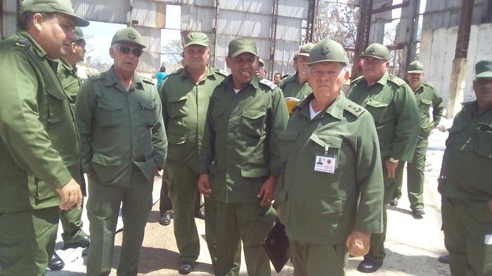 A buen ritmo recuperación en el municipio avileño de Bolivia (+Fotos)
