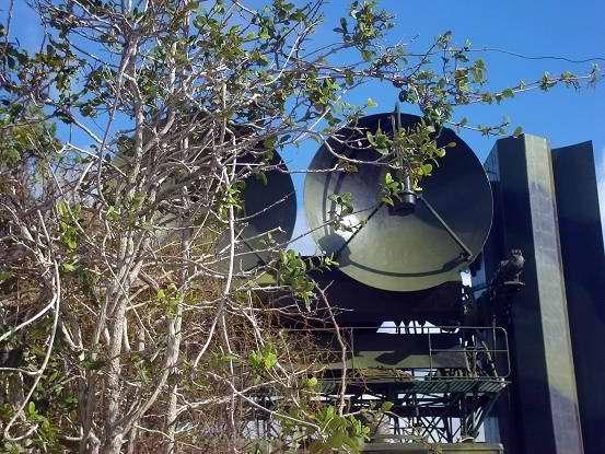 Radares para defensa aérea en Bastión 2013 en Holguín. Foto Aroldo García