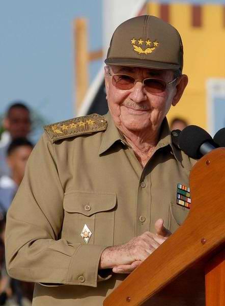 Raúl Castro: Vivimos un momento excepcional en la historia (+Fotos)