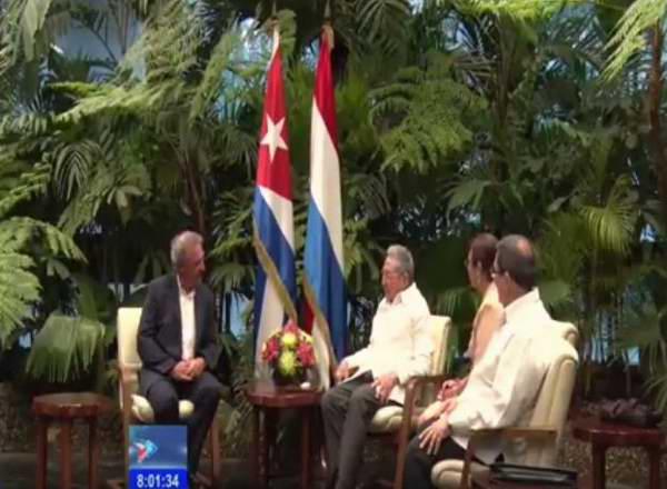 Canciller de Luxemburgo aboga por fortalecer nexos con Cuba
