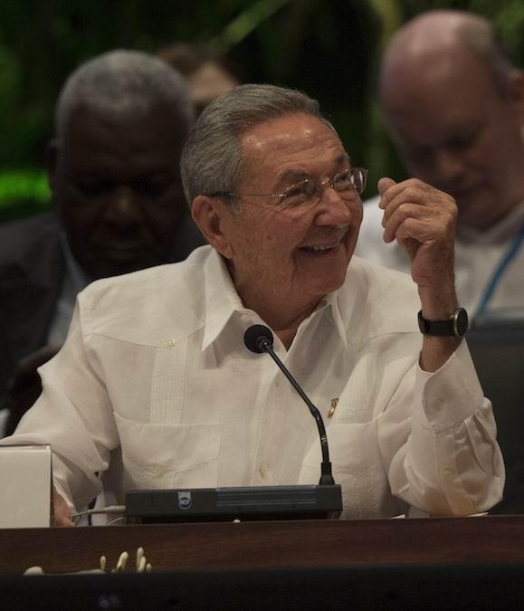 Intervención del Presidente de Raúl Castro en la clausura de la VII Cumbre AEC.