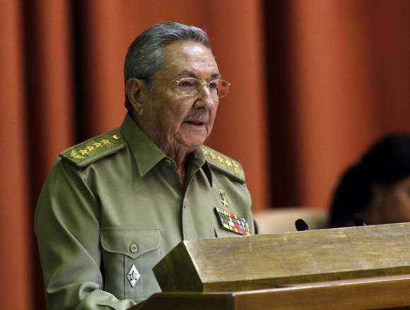 Speech by Raul Castro at the National Assembly of the People Power
