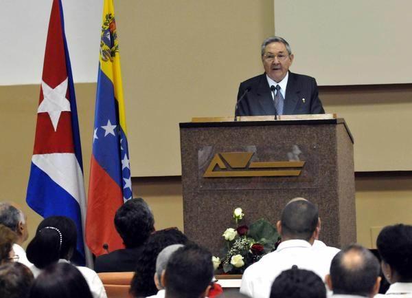 Nuestra voluntad es continuar la cooperación con Venezuela (+Audio)