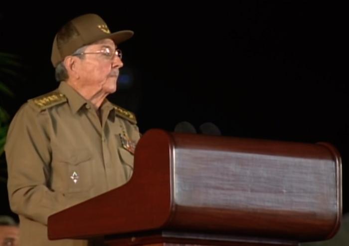 Raúl Castro: Fidel seguirá guiando a todo el pueblo de Cuba (+Audio)