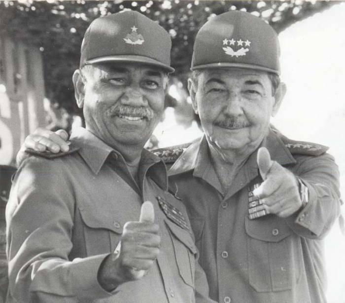 Fidel Castro: Almeida vive hoy más que nunca