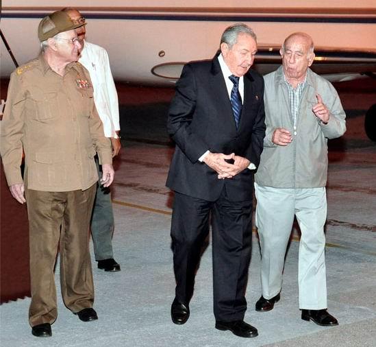 Ra�l en Cuba luego de Cumbre de la CELAC