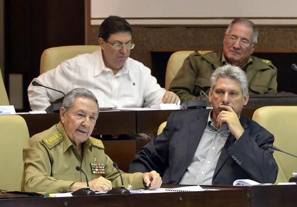 Diputados cubanos examinan temas econ�micos y sociales (+Audio)