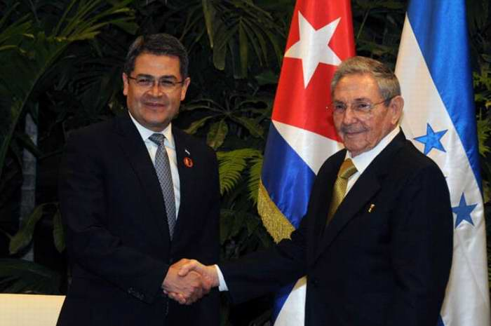 Cuba y Honduras concluyen pláticas sobre tema migratorio