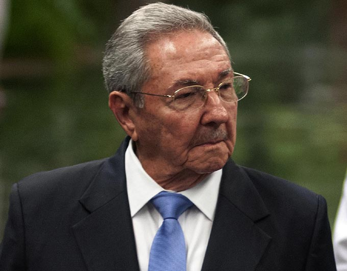 Raul Castro sends message of condolences to Mexican President