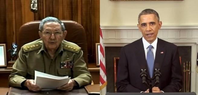 El 17 de diciembre de 2014 los Presidentes de Cuba, Raúl Castro, y de Estados Unidos, Barack Obama anunciaron la decisión de iniciar un proceso para el restablecimiento de relaciones diplomáticas