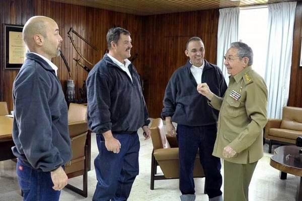 Cinco Héroes Cubanos - Radio Rebelde