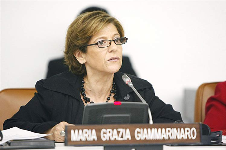 Relatora de ONU constata labor de Cuba frente a trata de personas