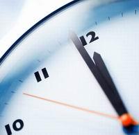 Regresa el horario normal a partir del 13 de noviembre