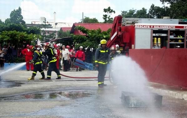 Cuba´s drill to prepare for disasters a success