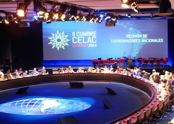 CELAC: Aprueban proclamación de América Latina y el Caribe como zona de paz. Foto: Abel Rojas
