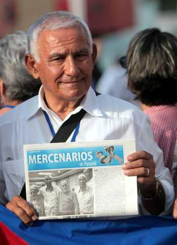 El Reverendo cubano Odén Marechal. Foto: Ismael Francisco