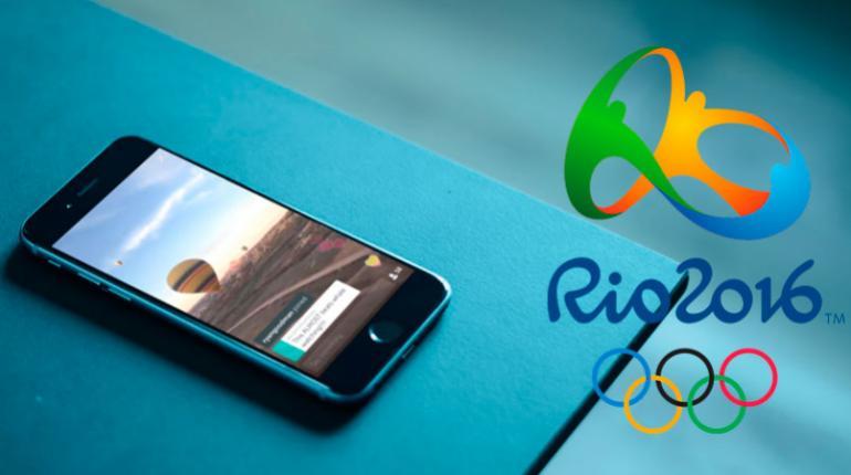 Disponible en telefonía móvil servicios para informarse de Río 2016