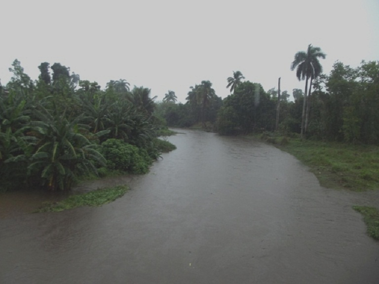 Beneficiosas las lluvias reportadas en Camagüey