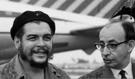 Che Guevara y el Canciller de la Dignidad
