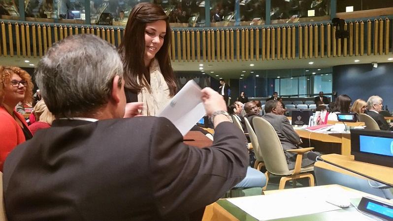 Reconoce ejecutoria de Cuba su reelección a Consejo DD.HH — ONU