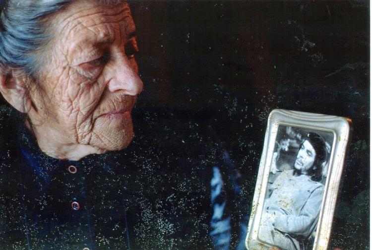 Rosario, la niñera del Che