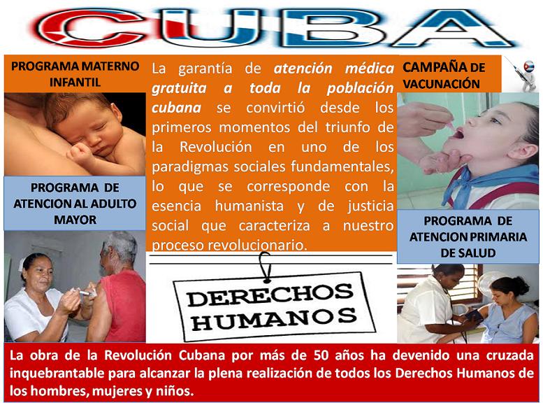 ¿Por qué Cuba presenta su examen sobre derechos humanos en Ginebra?