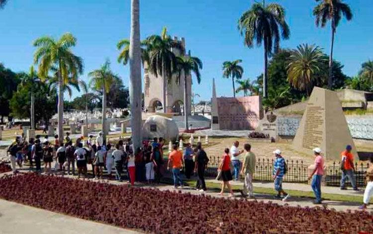 Homenaje al Comandante Fidel Castro en Santiago de Cuba