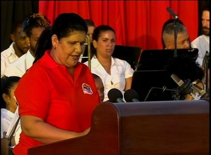 Raúl Castro preside conmemoración por el 26 de Julio en Pinar del Río