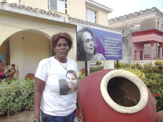 Mujeres camagüeyanas comprometidas a apoyar recuperación tras paso de huracán Irma (+Audio)
