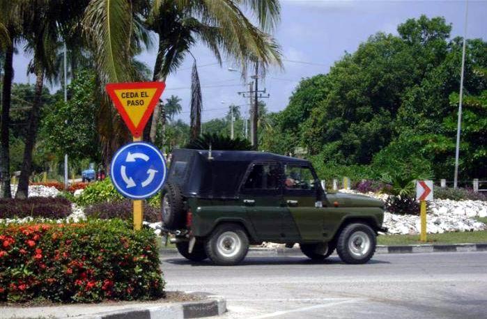Mayor se�alizaci�n en carreteras de Villa Clara